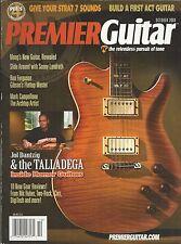 Premier Guitar magazine Jol Dantzig Talladega ACT build Moog Sonny Landreth Gear