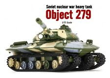 New 1/72 Scale Soviet Nuclear War Heavy Tank Object 279 Display 3D Diecast Model