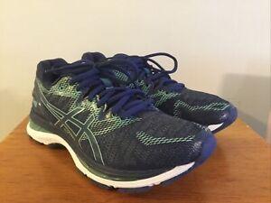 ASICS Gel Nimbus 20 Running Shoes Women's Size 10 Blue T850N F580418