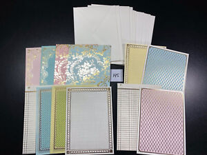 Lot Of 12 Anna Griffin Cards and envelopes Beautiful Designs
