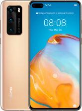 Huawei P40 5G 128GB Dual-SIM blush gold Smartphone ohne Simlock - Zustand gut