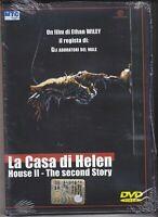 Dvd **LA CASA DI HELEN • HOUSE II • THE SECOND STORY** nuovo 1987