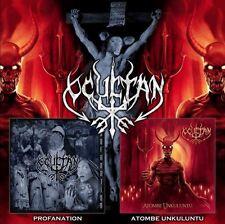 Ocultan - Profanation / Atombe Unkuluntu reissue Brazilian Death Metal SEALED