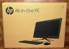 "Hewlett Packard 24-g020 AMD Quad-Core A8-7410 1TB 7200RPM 23.8"" All-in-One PC."