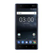 "Nokia 3 DualSim blau 16GB LTE Android Smartphone o. Simlock 5"" Display 8MPX"