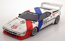 MINICHAMPS rare BMW M1 Procar E26 # 99 Pro Car Series 1979 ltd 306 1/18