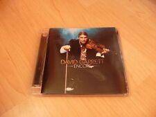 CD David Garrett - Encore - 2008 - 16 Songs