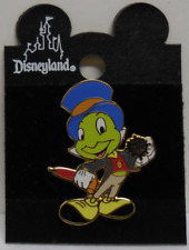 Disney pin Dlr Jiminy Cricket Official Conscience Badge Pin