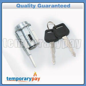 New Ignition Lock Cylinder Tumbler W/2 Key For Toyota Corolla 1998-2002