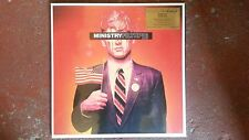 Ministry - Filthpig + NUMBERED ORANGE/YELLOW -  VINYL/LP LTD.EDITION - NEW