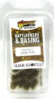 Warlord Games WGS-TUF-07 Sandy Tufts (Battlefield & Basing) Grass & Sand Clumps