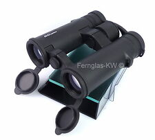 DDoptics Fernglas Ultralight 8x34 zum Wandern mit Fernglastasche & Trageriemen
