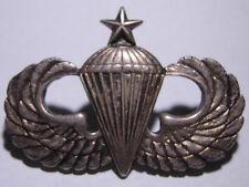 Late 50's / Vietnam War Senior Paratroop Sterling Jump wing - CB