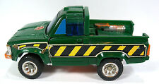 Vintage G1 Transformers Action Figures - 1985 HOIST Wrecker Truck Toyota Pickup