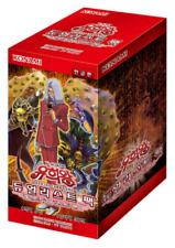 "Yugioh Cards ""Duelist Pack - Legend Duelist 2"" Booster Box (30 Pack) /Korean Ver"