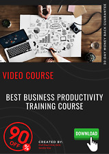 Best Business Productivity Training Course video tutorial