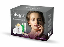 Hive Petite Wax Heater Brow Waxing Kit Eyebrow Face Set Brand New Kit HOB5959