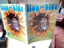 LION & BLUE,1974,Robert Vavra,Illust,DJ