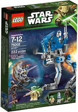 Brand New LEGO Star Wars The Clone Wars 75002 AT-RT All Terrain Recon Transport