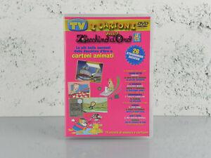 DVD I cartoni dello zecchino d'oro 26 Le più belle canzoni a Cartoni Animati