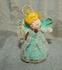 Vintage Christmas Angel Ornament Decoration  Japan  #217
