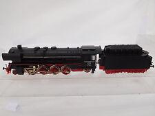 eso-7401Fleischmann H0 Dampflok DB 41 344,Funktion geprüft,