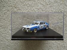 RARE Ford Capri 2600 RS #54 TS CLASS WINNER 1972 24 Hours of LeMans 1/43 Trofeu