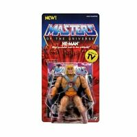 MOTU HE-MAN. Masters of the Universe Vintage He-Man 5 1/2 Inch Action Figure.