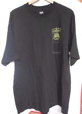Vintage World Fire Brigade 2012 Concert Xl Black T-Shirt Spreading My Wings #2