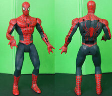 Spider Man Uomo Ragno 31 cm. action figure con movimento 2004 Marvel toys