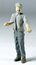 EARLY ENGINEER O On30 1:48 Model Railroad Diorama Painted Figure FRA1554