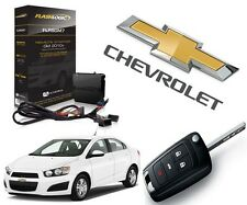 2012-2014 CHEVROLET SONIC PLUG & PLAY REMOTE START DIY PLUG IN INSTALL CHEVY GM