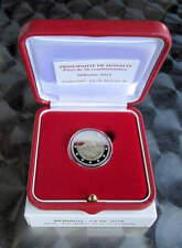 2 Euro Gedenkmünze Monaco 2015 - 800 Jahre Schloss Forteresse PP Proof - rar