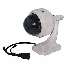WANSCAM 0.3MP 3XZoom Waterproof Day&Night Wireless Outdoor IP Camera IR-cut Wifi