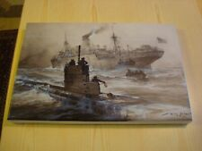 WWII U-Boat Germany Limited Edition Canvas print 1 of 50
