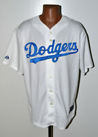 *BNWT* LOS ANGELES DODGERS MLB BASEBALL SHIRT JERSEY MAJESTIC MARTIN #55