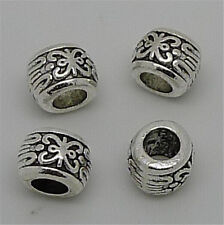 200 x 4 mm Tibetan Silver Daisy Spacer Beads Charms Beads F4Y4 1X