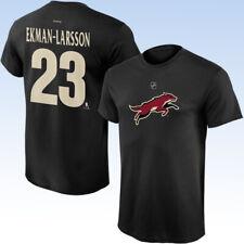 Reebok Nhl Youth Arizona Coyotes Oliver Ekman-Larsson 23 T-Shirt Tee - M 10/12