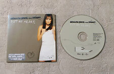 "AUDIO INT/ BENASSI BROS. FEAT. DHANY ""HIT MY HEART"" 2004 CDM 5T AIRPLAY RECORDS"