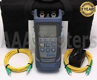 EXFO PPM-350C SM Fiber PON Power Meter FTTx w/ VFL PPM-350 PPM 350C PPM-352C-VFL
