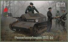 1/35 IBG 35047 Panzerkampfwagen TKS (p)
