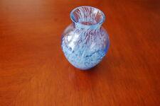 Caithness Glass vase