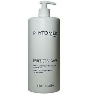 Phytomer Perfect Visage Gentle Cleansing Milk 1L Professional Size EU Seller