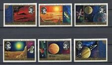 27527) GUINEA 1973 MNH** Nuovi** Space - Copernicus 6v imprforated