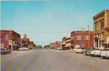 50's Downtown Street Scene-GREENSBURG, Kansas