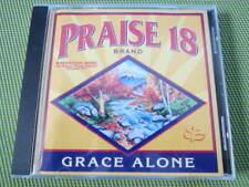 CD Maranatha! Music PRAISE 18 Grace Alone WORSHIP absolut rar
