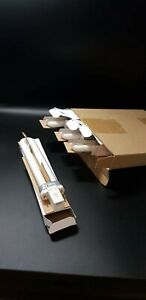 4x Replacement Curing Bulb 9w UV Lamp Tube Light Bulbs 365nm Gel Nail Art Dryer