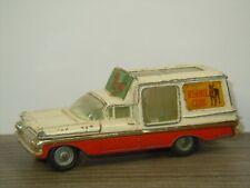 Chevrolet Impala Kennel Club - Corgi Toys 486 England *45451