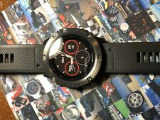 Garmin Fenix 5X 010-01733-01 Sport GPS Watch- Slate Gray Sapphire/Black Band,...