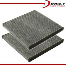 2 PACK CARBON CABIN AIR FILTER TOYOTA 88568-02020 FOR TOYOTA COROLLA MATRIX 1.8L